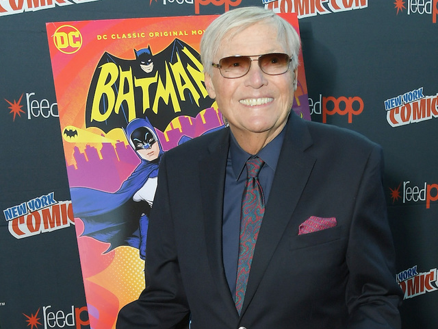 Adam West, iconic 1960's 'Batman,' dies at 88