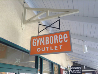 Gymboree files for bankruptcy