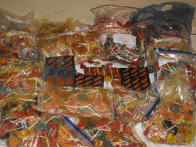 $1M in meth-laced lollipops seized in Houston
