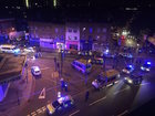 London mosque hit by 'terrorist attack'