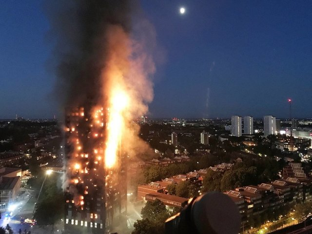 'Hundreds' of council buildings have same cladding as Grenfell Tower