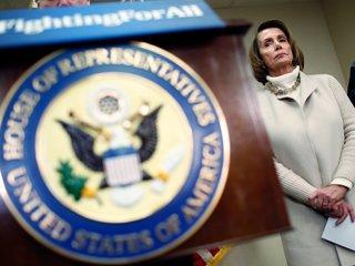Left considers replacing Nancy Pelosi in House