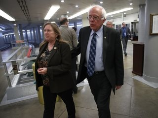 Jane Sanders investigated for possible fraud