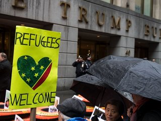 State Department data shows drop in refugees