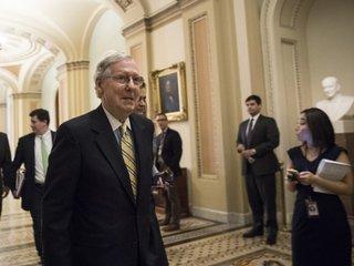 Senate Republicans delay health care bill vote