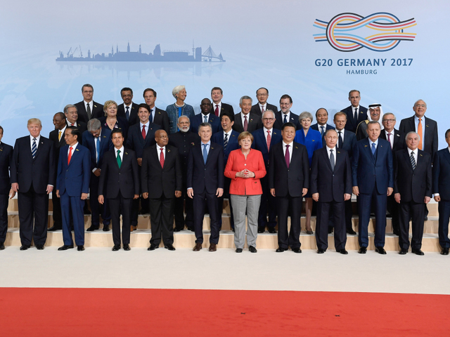 G20 Ex-US Says Paris Accord