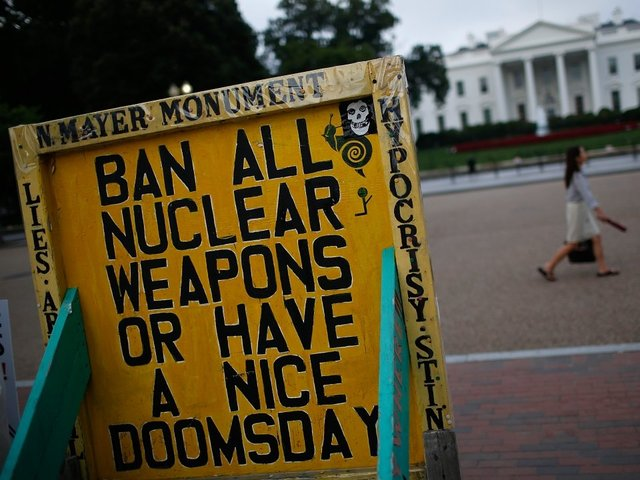 UN Set to Adopt 'Historic' Nuclear Ban Treaty