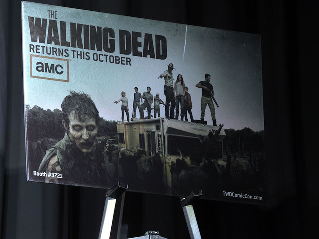 'Walking Dead' Resumes Filming Following Stuntman's Death