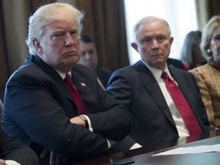 DC Daily: Sessions responds to Trump's criticism