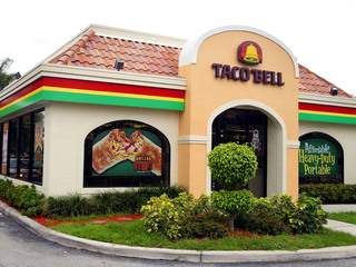 Lyft riders could get free taco from Taco Bell