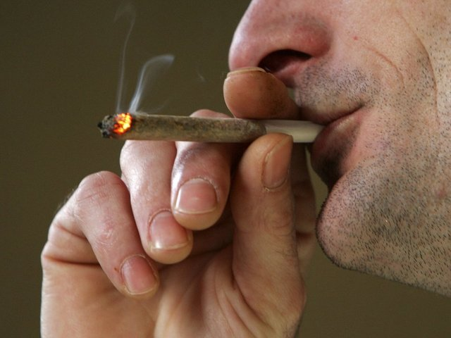 Marijuana increases the risk of high blood pressure death