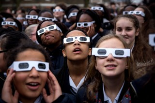 Solar eclipse glasses in high demand in SD
