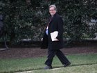 Bannon's out as chief strategist