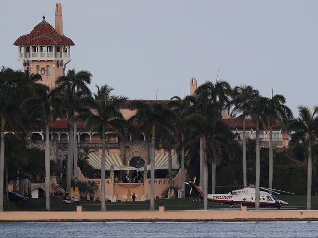 Third charity cancels Mar-a-Lago event after Charlottesville