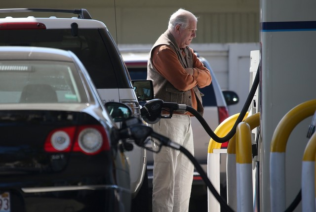 California gas prices went up 12 cents November 1