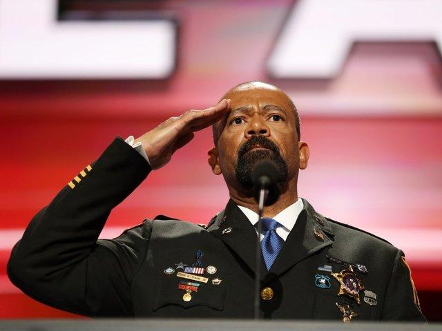 Sheriff Clarke Joins Pro-Trump Super PAC As Adviser And Spokesman