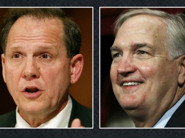 Chamber to endorse Strange, poll shows support for Democrat Doug Jones