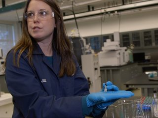 This DEA lab identifies new synthetic drugs