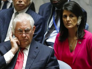 Tillerson reportedly skipped several UN meetings