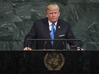 Trump announces new sanctions against N. Korea