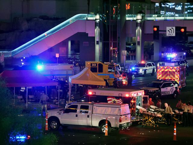 California Police Officer Among Victims of Las Vegas Mass Shooting