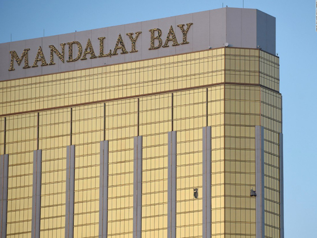 Las Vegas police change mass shooting timeline