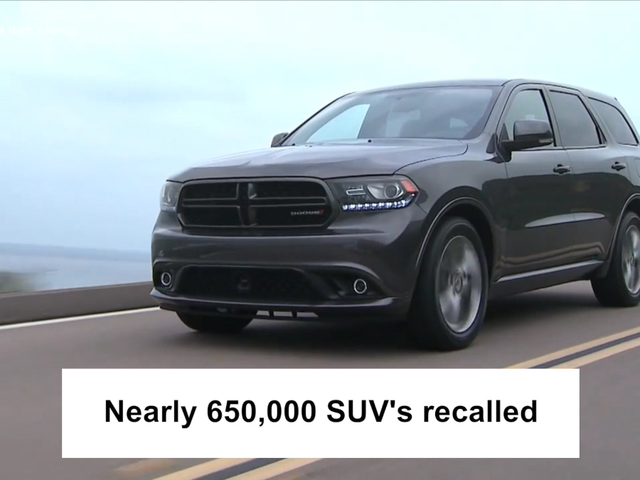 Fiat Chrysler recall: 700000 Jeep, Dodge SUVs may need brake fix