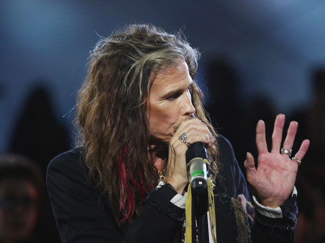 Steven Tyler Issues Health Update After Aerosmith Tour Cancellation
