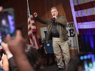 Bannon faults George W. Bush as 'destructive'