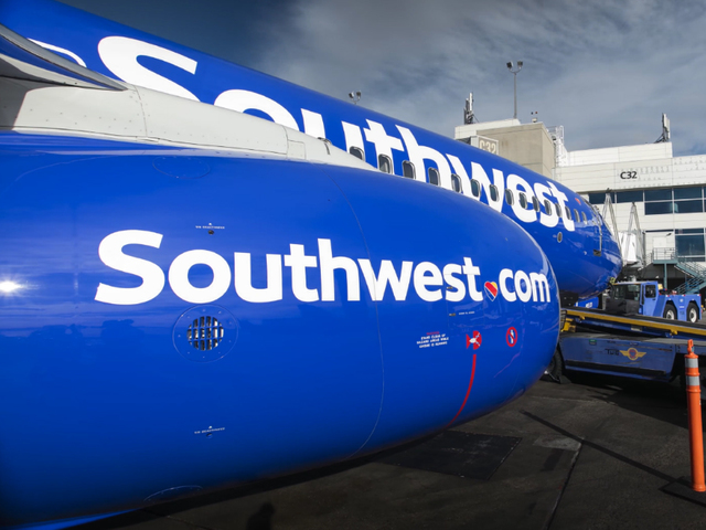 Southwest Airlines Kicks Off 72-Hour Sale With Fares Below $100