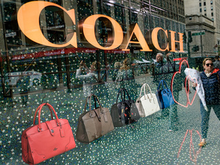 Coach handbags is changing its name