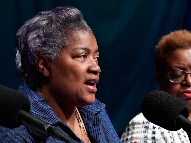 Donna Brazile: Clinton Took Over the DNC, Robbed Sanders of the Nomination