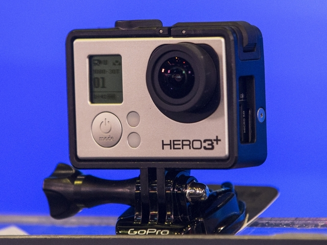 GoPro Hires JPMorgan to Advise on Potential Sale