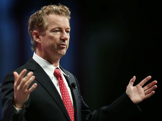 Kentucky man says he will plead guilty to assaulting Sen. Rand Paul