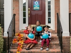 What teal pumpkins mean for trick-or-treaters