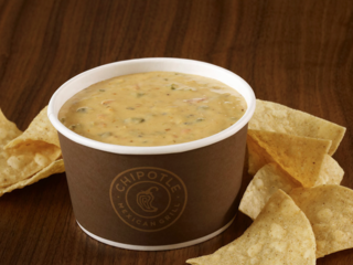 Chipotle is giving away sides of queso