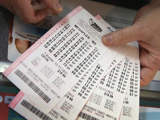 Mega Millions and Powerball jackpots total almost $547 million