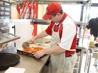 Pizza discounts help San Diego schools