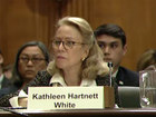 Trump nominee accused of plagiarizing testimony