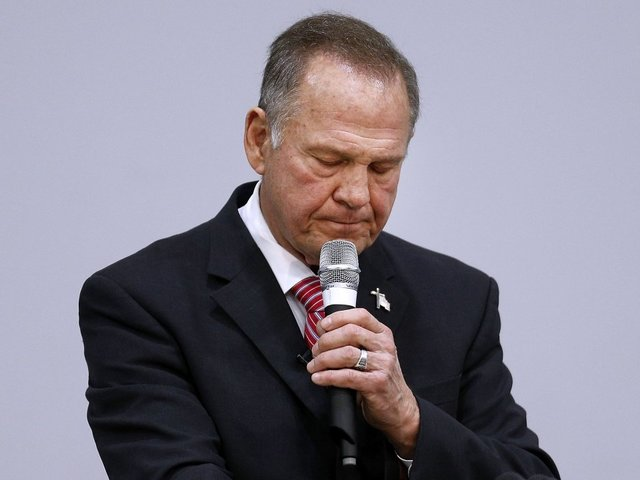 Dozens of Alabama pastors sign letter denouncing Roy Moore