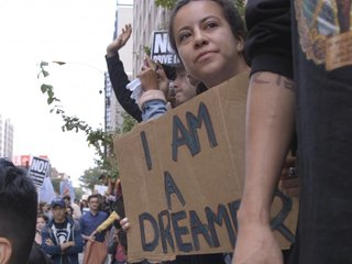 DACA fix could hold up government spending bill