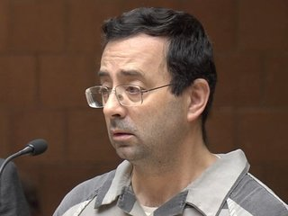 Ex-USA Gymnastics doctor sentenced to 60 years