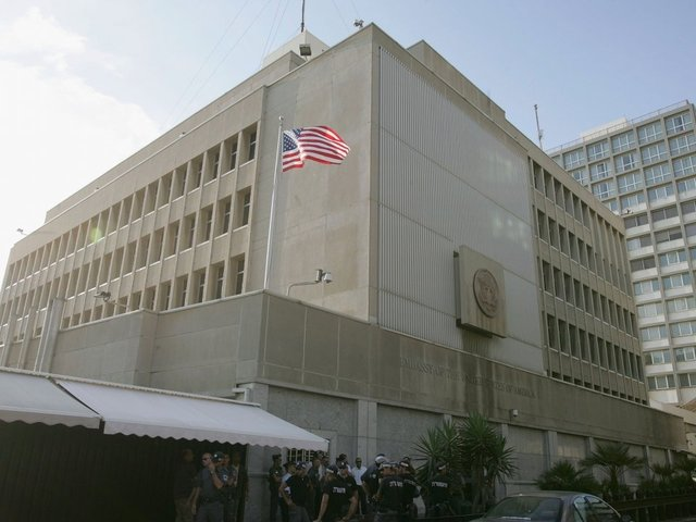 Monday Could Be Trump's Opportunity to Move Embassy