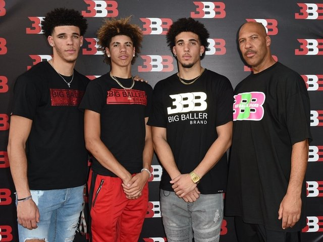 LiAngelo and LaMelo Ball to play in Lithuania