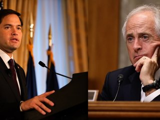 Rubio and Corker now 'yes' votes on tax bill