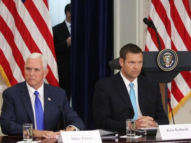 Trump Dissolves Troubled Voter Fraud Commission