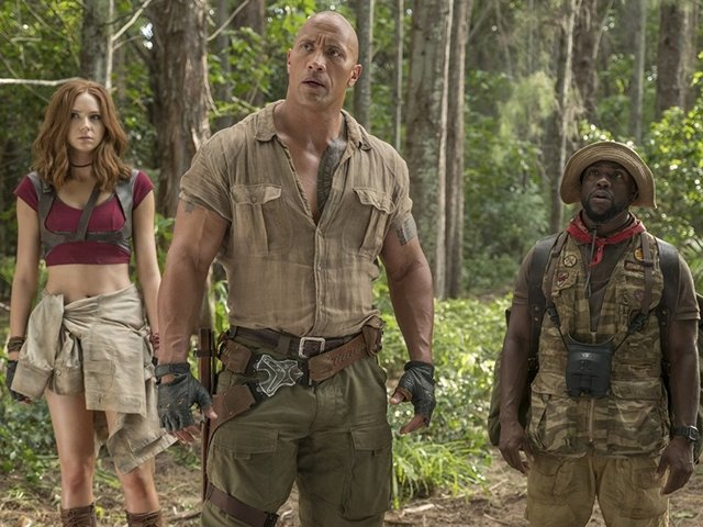 Jumanji Finally Tops Stars Wars At The Box Office