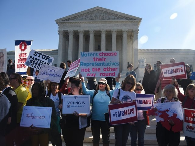 US Supreme Court Will Hear Texas' Redistricting Cases