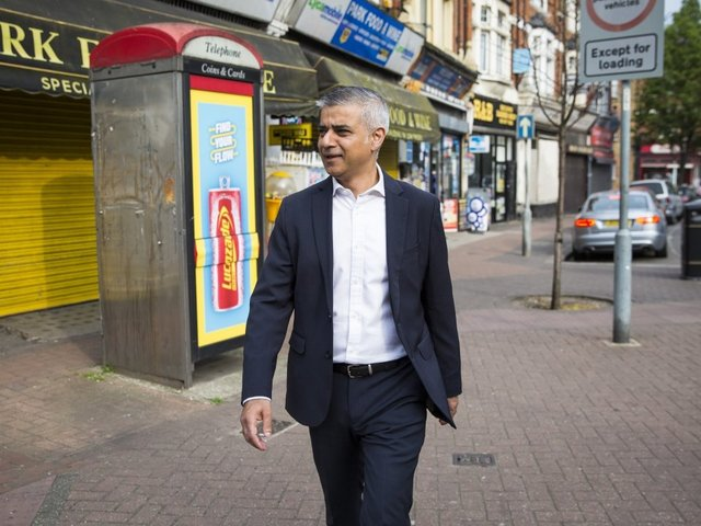 London Mayor Sadiq Khan says Trump 'got the message' over United Kingdom visit