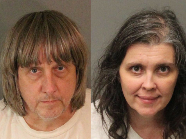 Siblings Found Starved, Chained to Beds in California's House of Horrors
